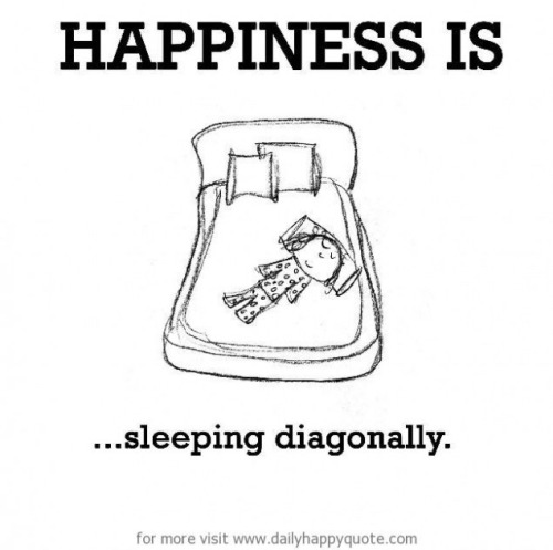 sleep sideways