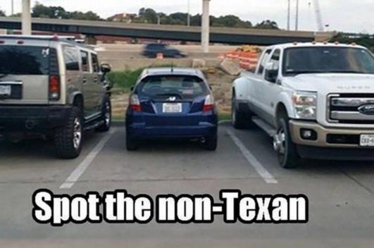 non texan